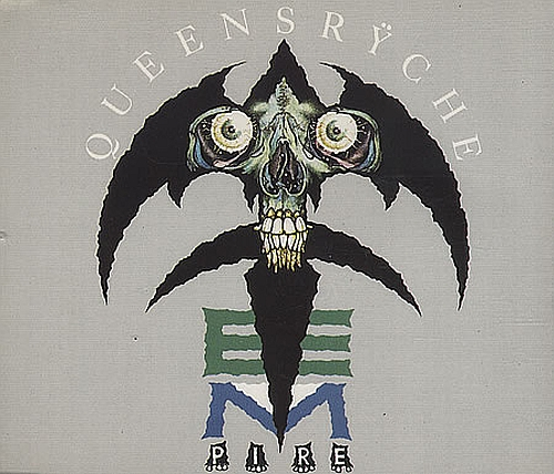 Queensryche Empire 20th Anniversary Edition ろっくす 週刊レ...